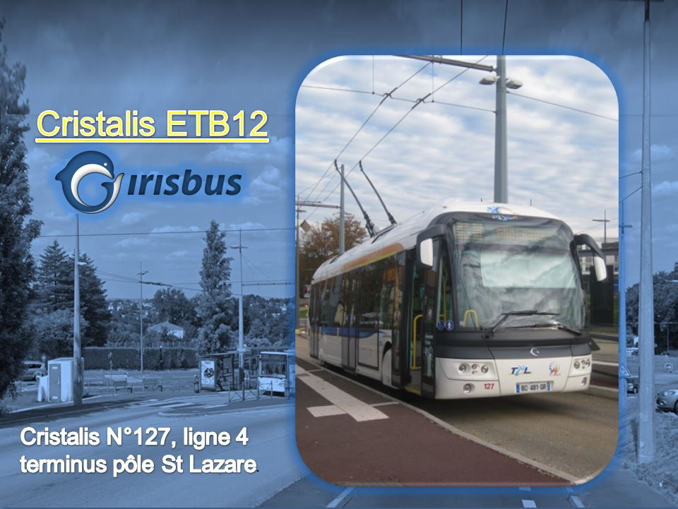 Cristalis ETB12
