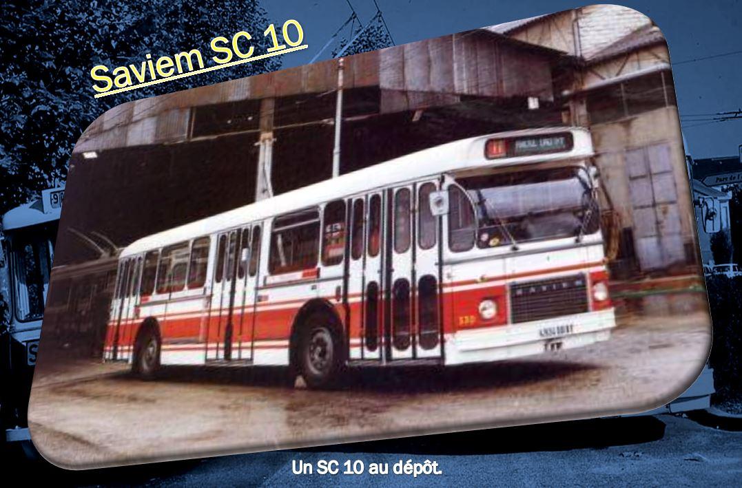 Saviem SC 10